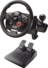 Logitech Driving Force GT PS2/PS3/PC -rattiohjain