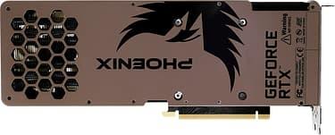 Gainward GeForce RTX 3080 Ti Phoenix -näytönohjain PCI-e-väylään, kuva 4