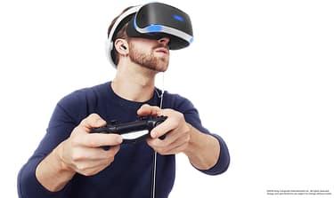 Sony PlayStation VR -virtuaalilasit, PS4, kuva 4