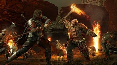 Middle Earth - Shadow of War -peli, Xbox One, kuva 5