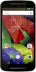 Motorola Moto G (2015 2nd gen) 4G -Android-puhelin, musta