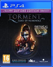 Torment Tides of Numenera - Day One Edition -peli, PS4