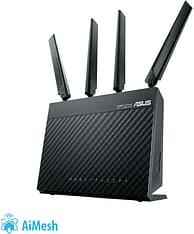ASUS 4G-AC68U Dual-band -LTE-modeemi ja Wi-Fi-tukiasema