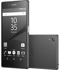 Sony Xperia Z5 Android-puhelin, musta