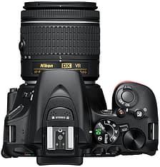Nikon D5600 KIT järjestelmäkamera + AF-P DX NIKKOR 18-55MM F/3.5-5.6G VR, kuva 4