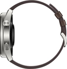 Huawei Watch 3 Pro LTE -älykello 48mm, Ruskea nahkaranneke, kuva 7