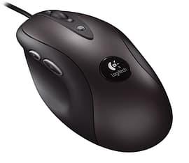 Logitech Optical Gaming Mouse G400 - optinen pelihiiri USB-liitäntään