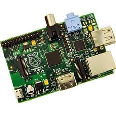 Raspberry Pi - yhden piirilevyn tietokone