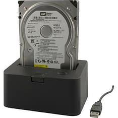 """Fuj:tech USB suora telakointi 2,5"""" ja 3,5"""" SATA-kovalevyille, kuva 2"""