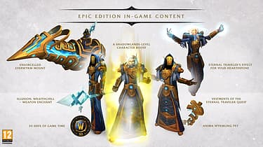World of Warcraft - Shadowlands - Collector's Edition -lisäosa, PC, kuva 4