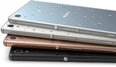 Sony Xperia Z3+ -Android-puhelin, musta, kuva 2
