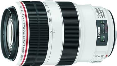 Canon EF 70-300 mm f/4-5.6 L IS USM telezoomobjektiivi