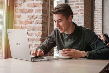 """Asus Chromebook C423NA 14"""" -kannettava, Chrome OS, kuva 9"""