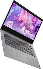 """Lenovo IdeaPad 3 14"""" kannettava, Win 10 S, harmaa, kuva 7"""