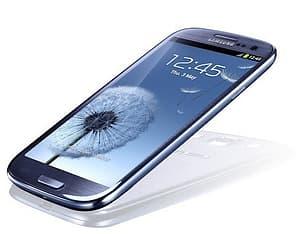 Samsung Galaxy S III (i9300) Android älypuhelin, sininen, kuva 3
