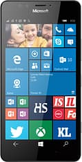 Microsoft Lumia 950 Windows Phone -puhelin (Single-SIM), musta, kuva 2