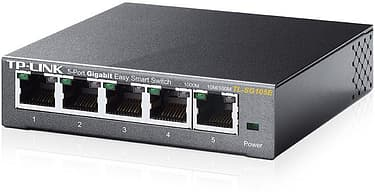 TP-LINK TL-SG105E -5-porttinen kytkin, kuva 3