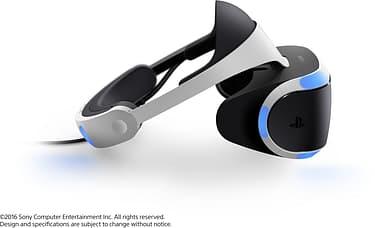 Sony PlayStation VR -virtuaalilasit, PS4, kuva 10