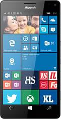 Microsoft Lumia 950 XL Windows Phone -puhelin, musta, kuva 2