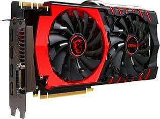 MSI GeForce GTX 980TI GAMING 6G LE 6144 Mt -näytönohjain, kuva 3