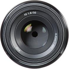 Sony FE 50mm F1.8 -normaaliobjektiivi, kuva 3