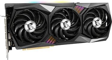 MSI GeForce RTX 3080 Ti GAMING X TRIO 12G -näytönohjain PCI-e-väylään, kuva 7