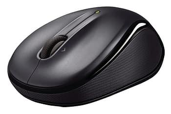 Logitech M325 -hiiri, tummanharmaa, kuva 4