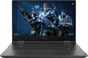 """Lenovo Legion Y740 15,6"""" -pelikannettava, Win 10 64-bit, musta"""