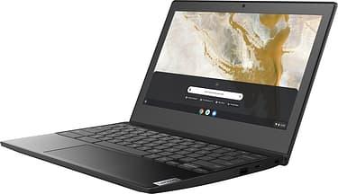 """Lenovo IdeaPad 3 Chromebook 11,6"""" kannettava, Chrome OS (82BA0002MX), kuva 3"""