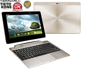 Asus Transformer Pad Infinity TF700T Android 4 -tablet, 64GB, väri champagne gold