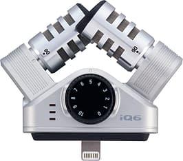 Zoom iQ6 -kondensaattorimikrofoni