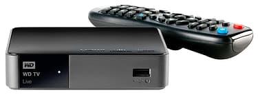 WD TV Live Gen 3 Full HD 1080p -verkkomediatoistin, kuva 2