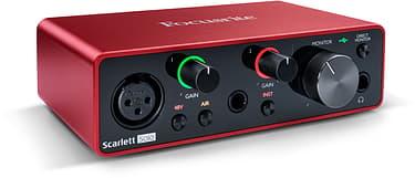 Focusrite Scarlett Solo 3rd Gen -äänikortti USB-väylään