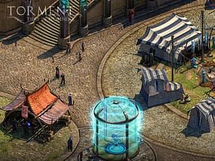 Torment Tides of Numenera - Day One Edition -peli, PS4, kuva 2