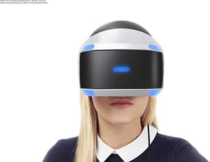 Sony PlayStation VR -virtuaalilasit, PS4, kuva 2