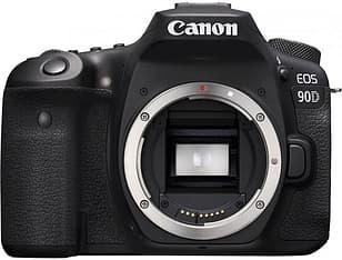 Canon EOS 90D -järjestelmäkamera + Rode VideoMicro