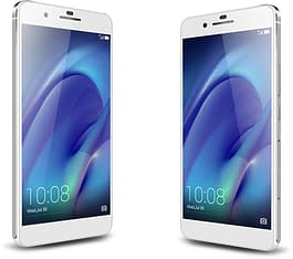 "Honor 6 Plus 5.5"" Dual-SIM -Android-puhelin, 32 Gt, valkoinen"