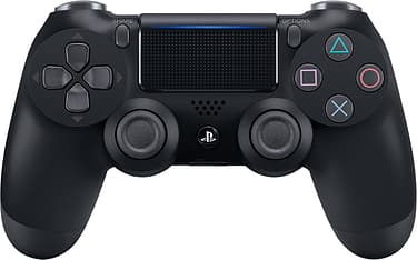 Sony DualShock 4 v2 -peliohjain, Black, PS4