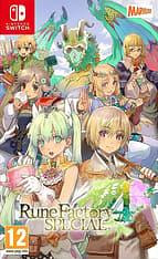 Rune Factory 4 Special -peli, Switch