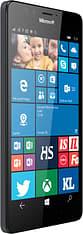 Microsoft Lumia 950 Windows Phone -puhelin (Single-SIM), musta