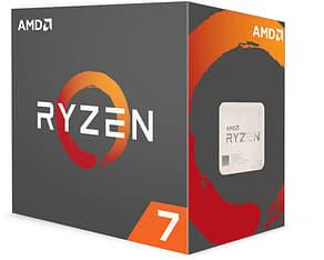 AMD Ryzen 7 1700X -prosessori AM4 -kantaan, kuva 2
