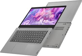 """Lenovo IdeaPad 3 14"""" kannettava, Win 10 S, harmaa, kuva 8"""