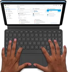"""Lenovo IdeaPad Duet Chromebook - 10,1"""" 128 Gt WiFi-tabletti, Chrome OS, kuva 10"""