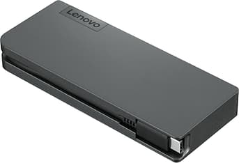 Lenovo Powered USB-C Travel Hub -porttitoistin