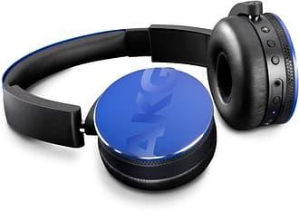 AKG Y50 BT -sankakuulokkeet, sininen, kuva 2