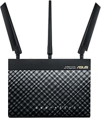ASUS 4G-AC55U Dual-band -LTE-modeemi ja WiFi-tukiasema