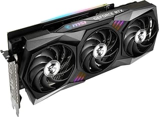 MSI GeForce RTX 3080 Ti GAMING X TRIO 12G -näytönohjain PCI-e-väylään, kuva 6
