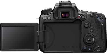 Canon EOS 90D -järjestelmäkamera, runko, kuva 3