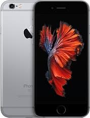 Apple iPhone 6s 16 Gt -puhelin, tähtiharmaa, MKQJ2