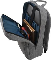 "Lenovo 15,6"" Laptop Casual Backpack B210 -reppu, harmaa, kuva 5"